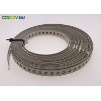 Cheap Construction Perforated Duct Hanger Strap  For Hanging Large Sized Pipes wholesale