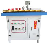 Cheap manual furniture edge band machine/ edge bander widely used easy operate wholesale