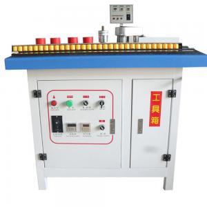 Cheap particle board pvc portable double edge banding machine guangzhou wholesale