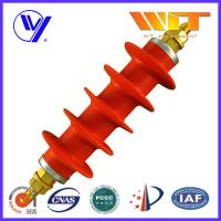 Cheap Professional Switching Red Polymer Surge Arrester 54KV in Substation wholesale