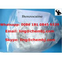 Buy cheap Pharmaceutical raw material High Purity Powder Benzocaine Anesthetic Powder Pain from wholesalers