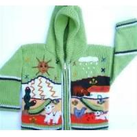 Cheap Long sleeve kids boutique knitted sweater patterns,  knitting designs sweaters wholesale