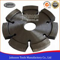 Cheap GB 105mm Laser Welded Tuck Point Diamond Blades For Hard Material Cutting wholesale