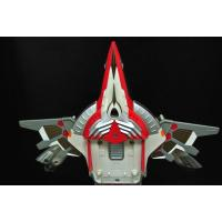 Cheap Deformation Transformer Plane Toy Customized Color Eco - Friendly ABS Material wholesale