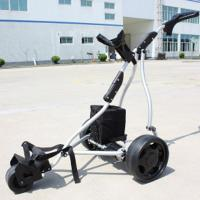 Cheap Hot selling 3 Wheel Electric Golf Cart Trolley  wholesale