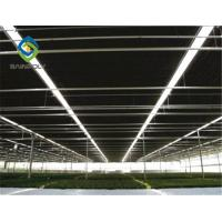 Cheap Auto Blackout Light Deprivation Galvanized Steel Greenhouse Easy To Assemble wholesale