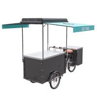 Cheap Three Wheels Cycle Ice Cream Cart Tricycle High Load Capacity For Outdoor wholesale