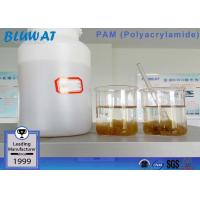 Buy cheap Cationic Flocculant Powder Polyacrylamide Sewage Dewatering Polymer Blufloc CPAM from wholesalers