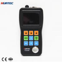 Buy cheap TG5000 Non Destructive Testing Equipment , Live A / B Scan Through coating thickness gauge from wholesalers