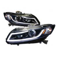Cheap 12V Honda Civic Smoke LED Car Headlights With 1 Year Warranty wholesale