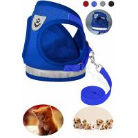 China Escape Proof Cat Harnesses Dog and Cat Universal Harness with Leash Set on sale