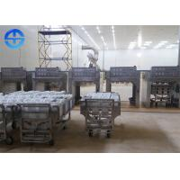 Buy cheap 200-400 kg/h Automatic Panko Crisp Bread Crumbs Production Line For Fried Food from wholesalers