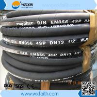 Cheap Petroleum drilling use hydraulic hose/fuel hose/rubber fuel oil hose price wholesale