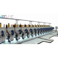 Cheap 16 Heads Flat And Single Sequin Embroidery Machine wholesale