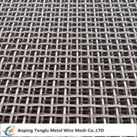 Cheap Woven Vibrating Screen Mesh|Quarry Screen Wire Mesh Made by Steel Wire wholesale