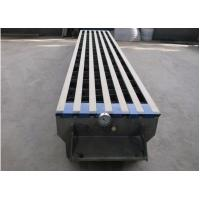 Buy cheap Dewatering Faceboard Stainless Steel Paper Machine Parts from wholesalers