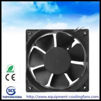 Cheap 48V small dc cooling fan 120x120x38mm with PWM FG for computer case or chassic wholesale