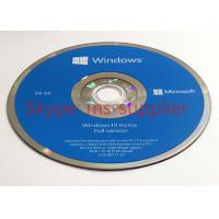 Cheap Microsoft Windnows 10 Home OEM 32 / 64Bit DVD Retail package Online Activation, Win 10 Home OEM wholesale