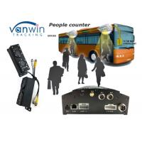 Cheap Accuracy live video streaming 4 Channel Mobile DVR gps tracking by google map wholesale