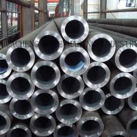 Cheap Hot Rolled Thick Wall Steel Tubing , ID 45mm - 500mm ASTM Seamless Steel Tube wholesale