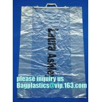 Cheap Plastic manufacturer best price custom made drawstring plastic dry cleaning laundry bags for garment bagplastics bagease wholesale