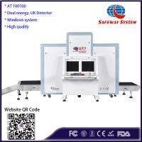 Cheap Briefcases Checking X Ray Security Scanner Machine With Windows System wholesale
