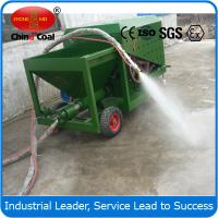 Cheap ptj-120 sprayer machine for  running track wholesale