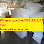 Cheap Polyester needle felting white acoustic foam wholesale