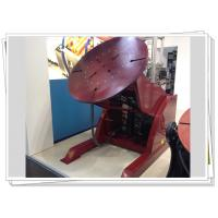 Buy cheap Hydraulic Elevating Welding Positioner Chuck Automatic Tilting from wholesalers