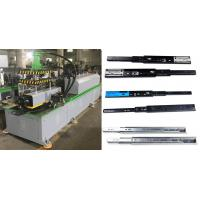China 45mm Drawer Slide Roll Forming Machine With CNC Numerical Control on sale