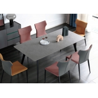 Cheap Restaurant Dining Room Set With 1 Dining Table And 6 Dining Chair wholesale