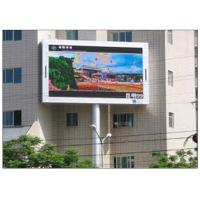 Cheap Commercial Advertising LED Video Walls Programmable Full Color with -20 - 50°C Working Temperature wholesale