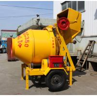 Cheap JZC350-B Diesel Engine Powered Concrete Mixer wholesale