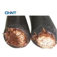 Cheap 450/750V Rubber Insulated Cable , Rubber Flexible Cable Copper Conductor wholesale