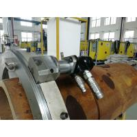 Buy cheap Modular Design Cold Pipe Cutting And Bevelling Machine Customized Size from wholesalers