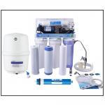 50GPD 5 Stages Undersink Alkaline RO Water Purifier Water Filter System