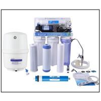 Cheap 50GPD 5 Stages Undersink Alkaline RO Water Purifier Water Filter System wholesale