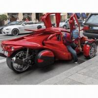 Cheap Electric three wheel motorcycle, three wheeler accessories wholesale
