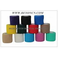 Cheap Cohesive Bandage FDA CE  Approved in Solid Color For Hospital And Vet Use wholesale