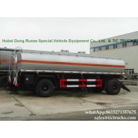 Cheap Manufactures high quality fuel tankers Pup Trailer  25000L Fuel Tank Full Trailer for sale WhatsApp:8615271357675 wholesale