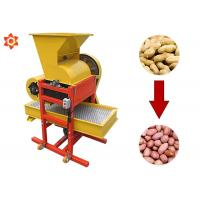 China Automatic Small Peanut Processing Machine Ground Nut Shelling Machine on sale