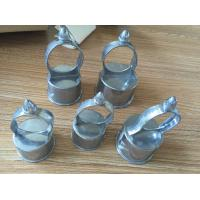 Cheap Residential Chain Link Accessories Zinc - Coating Aluminum Post Cap Loop Cap wholesale
