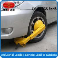 Cheap Dedicated wheel lock for car use wholesale