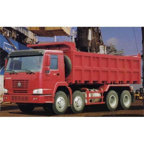 Quality HOWO 8X4 TIPPER TRUCK ZZ3317M3867W for sale