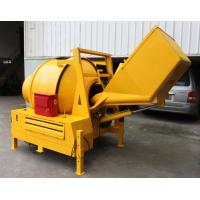 Cheap JZC500-B Hydraulic Tipping Hopper Cement Mixer Machine wholesale