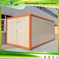 China Price Customize Design Cheap Container House Plans Manufactures on sale