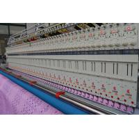 Cheap computerized 33 heads Quilting embroidery machine for home textile, mattress, curtain, cushion, blanket, apparel... wholesale