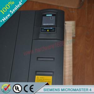 Cheap SIEMENS Micromaster 4 6SE6440-2UC11-2AA1 / 6SE64402UC112AA1 wholesale