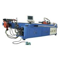 Cheap Cold Metal Pipe / Tube Bender Machine Automatic With R 25 - 200 110V 12MPa wholesale