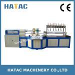 Cheap Multi-blade Bond Paper Core Making Machine,POY Paper Tube Cutting Machinery,Paper Straw Making Machine wholesale